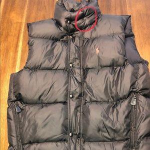 Polo Puff Vest